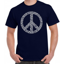 Peace Symbol CND Men's T-Shirt