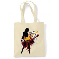 Rock Chick Tote \ Shoulder Bag
