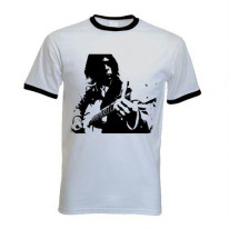 Neil Young Contrast Ringer T-Shirt