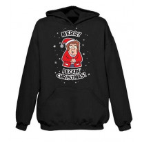 Mrs Browns Boys Merry Feckin' Christmas Hoodie