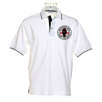 Northern Soul Keep The Faith Union Jack Polo T-Shirt