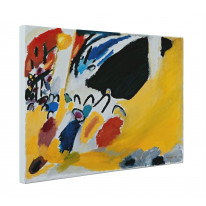 Wassily Kandinsky Impression III Concert Box Canvas Print Wall Art - Choice of Sizes