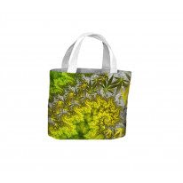 Cannabis Fractal Psychedelic Tote Shopping Bag For Life