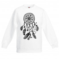 Dream Catcher Children's Toddler Kids Sweatshirt Jumper